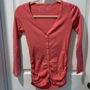 Victoria's Secret button down sweater top